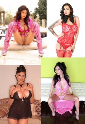 amateur photo Pick her outfit: Tera Patrick