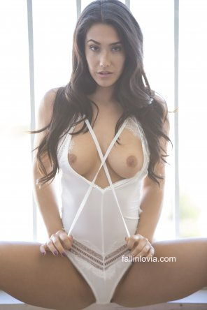 amateur photo Gorgeous Eva Lovia