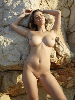 amateur photo Incredible body