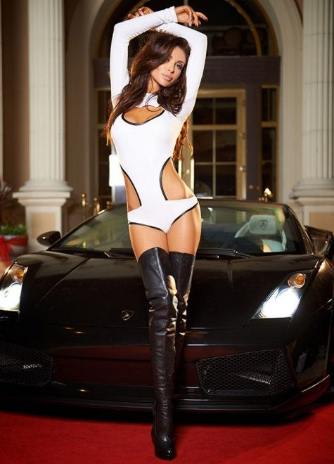 Love the lambo Porn Photo