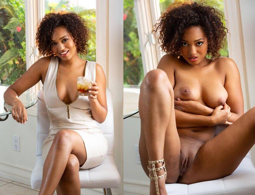 Monique nude noel Noelle Monique