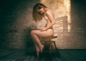 amateur photo Stool
