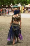 amateur photo Belly Dancer at a Renfest, part 2