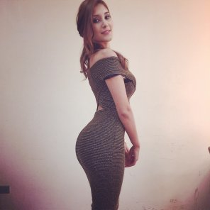 amateur photo Diana Alvarado, Mexican weather girl