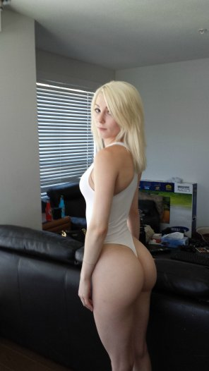amateur photo leotard