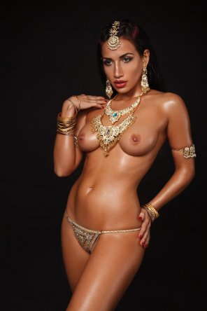 amateur photo Indian Princess