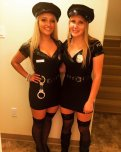 amateur photo Freshman cops
