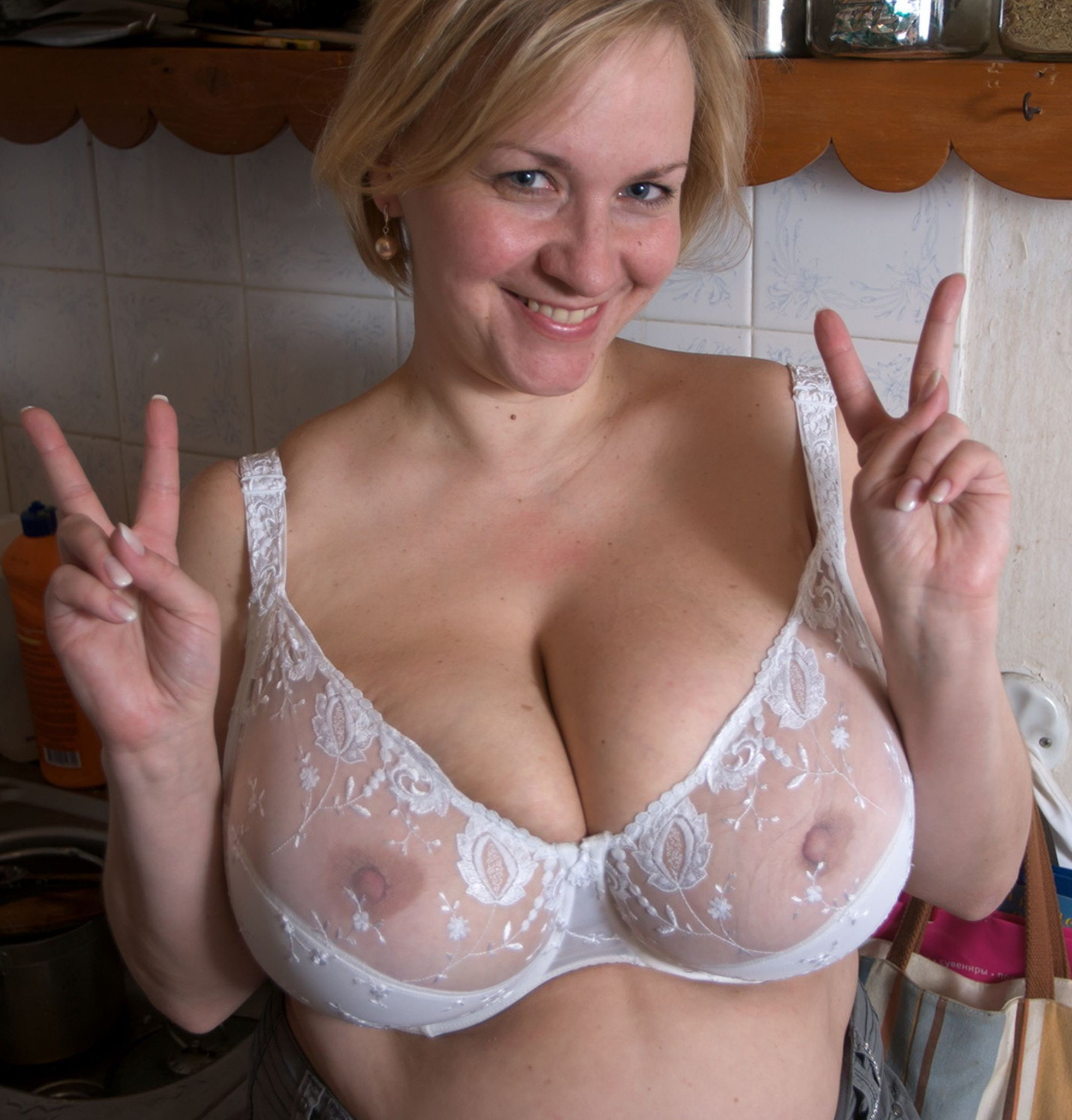 videos Busty amture