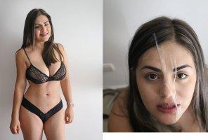 amateur photo Amazing body, Amazing facial