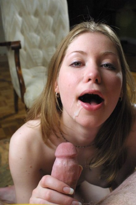 cum on mouth Porn Photo