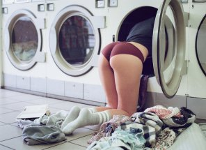 amateur photo Laundry Day