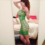amateur photo Holy dress