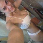 amateur photo Busty in a bikini