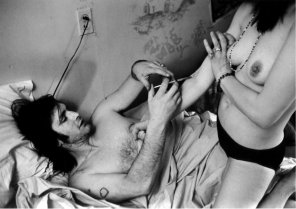 amateur photo Drugs, youth and nudity captured through the lens of Larry Clark. 1970s