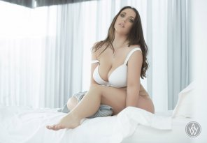 amateur photo Angela White