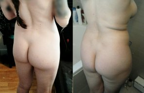 amateur photo Ass battle: which do you prefer?