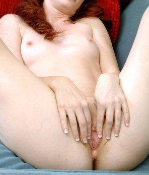 amateur photo Hot Redhead Body