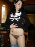 amateur photo She is eager to take a facial