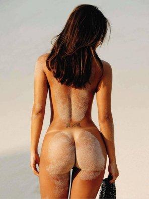 amateur photo Sandy bottoms