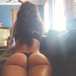 amateur photo On the couch
