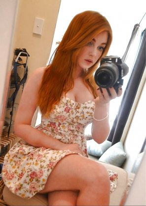 amateur photo Nice dress
