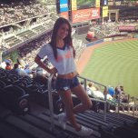amateur photo This Mets fan