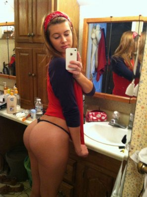 amateur photo Thick ass