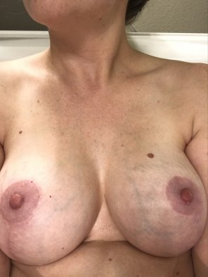 amateur photo Bathtime selfie of my milf. Comments and messages welcome!