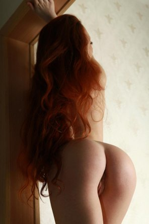 amateur photo view from behind is nearly perfect