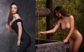amateur photo On/Off Natali Cherry