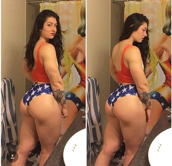 Real Life Wonder Woman Porn Photo