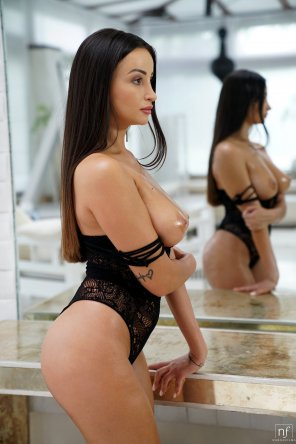 amateur photo Alyssia Kent