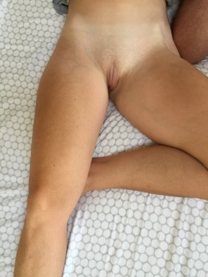 amateur photo Woke up so horny this morning...