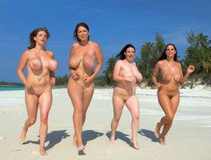 amateur photo On the beach...