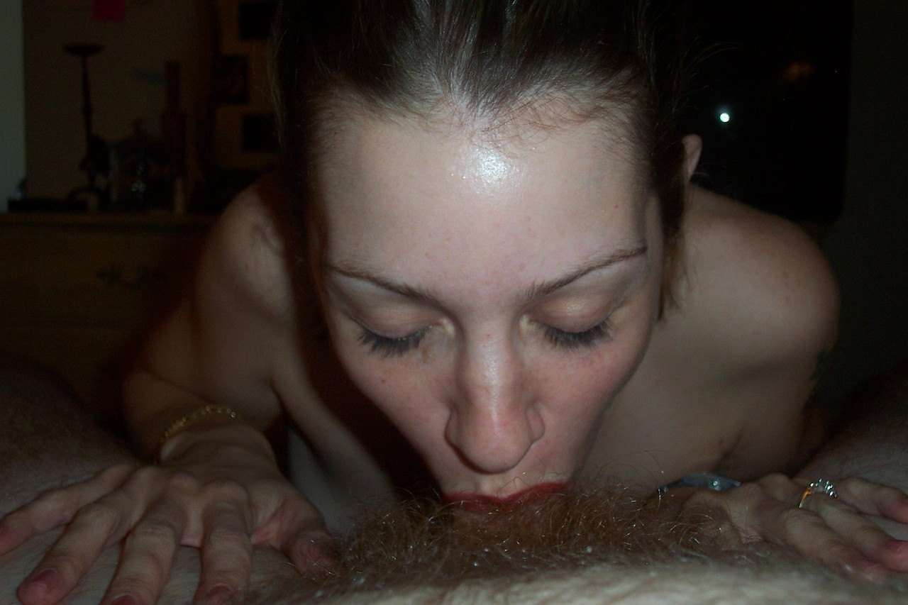 Homemade deepthroat gagging