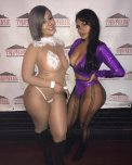 amateur photo Jazzy Boo and Nicholle Gonzalez