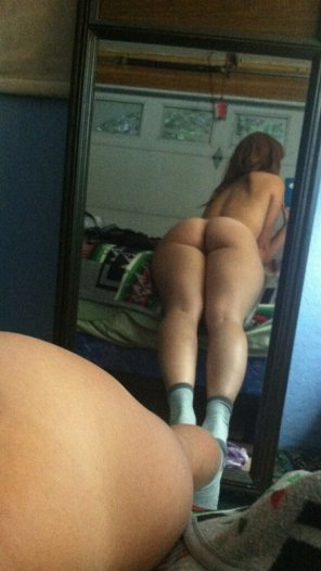 amateur photo Mirror