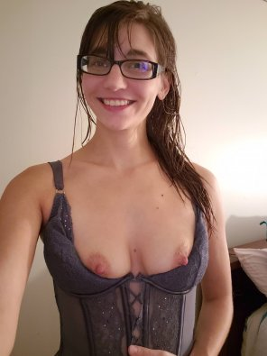 amateur photo Nip slip