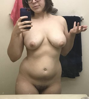 amateur photo Wanna suck my titties ?