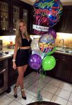 amateur photo Birthday Balloons