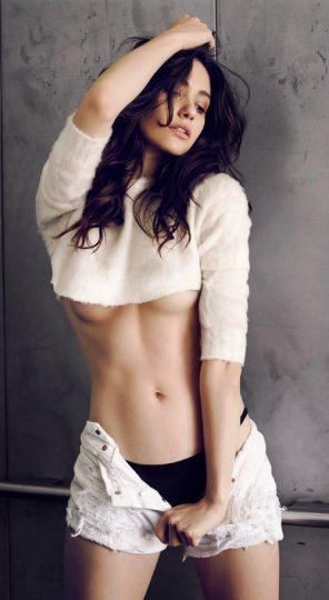 amateur photo Emmy Rossum