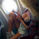 amateur photo Airplane