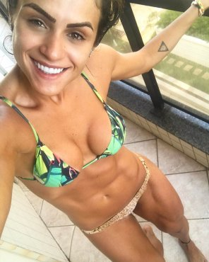 amateur photo Fit brazilian