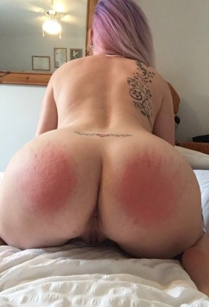 amateur photo Spank spank