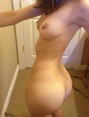 amateur photo Junk in the trunk