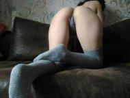 My favorite panties and stockings