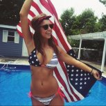 amateur photo Dear Lord, I love America