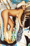 amateur photo Brazilian cowgirl Keyla Polizello