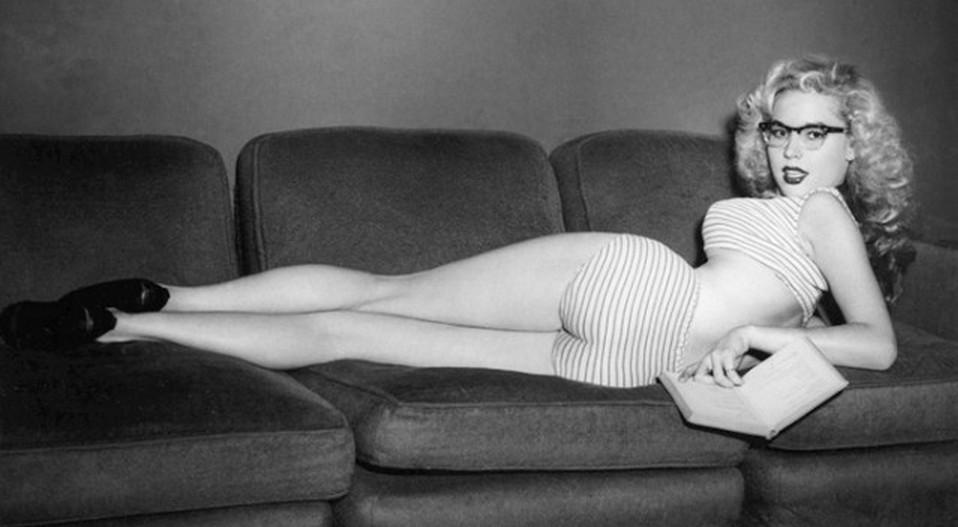 Brosmer nude betty Betty Brosmer
