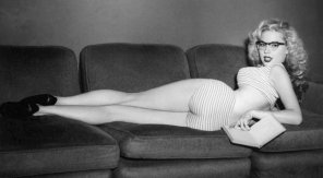 amateur photo Betty Brosmer